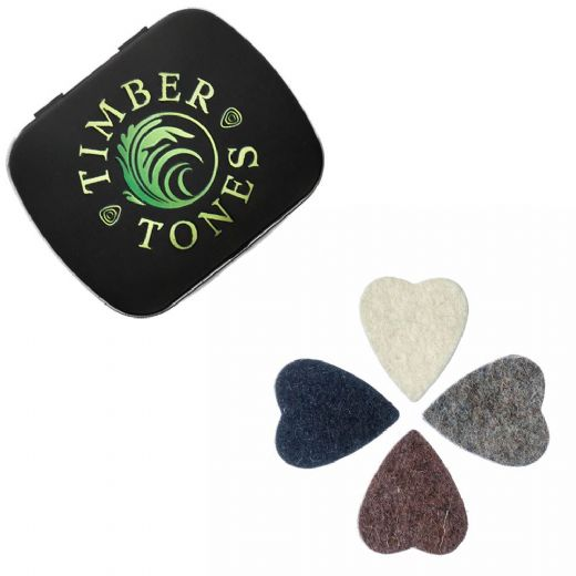 Felt Tones Heart Mixed Tin of 4